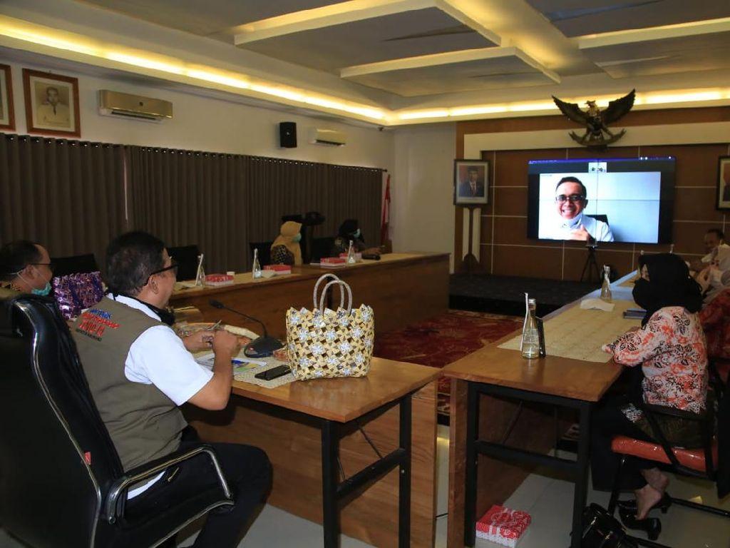 Tim Panelis Kemenpan RB Apresiasi Inovasi Teropong Jiwa Banyuwangi