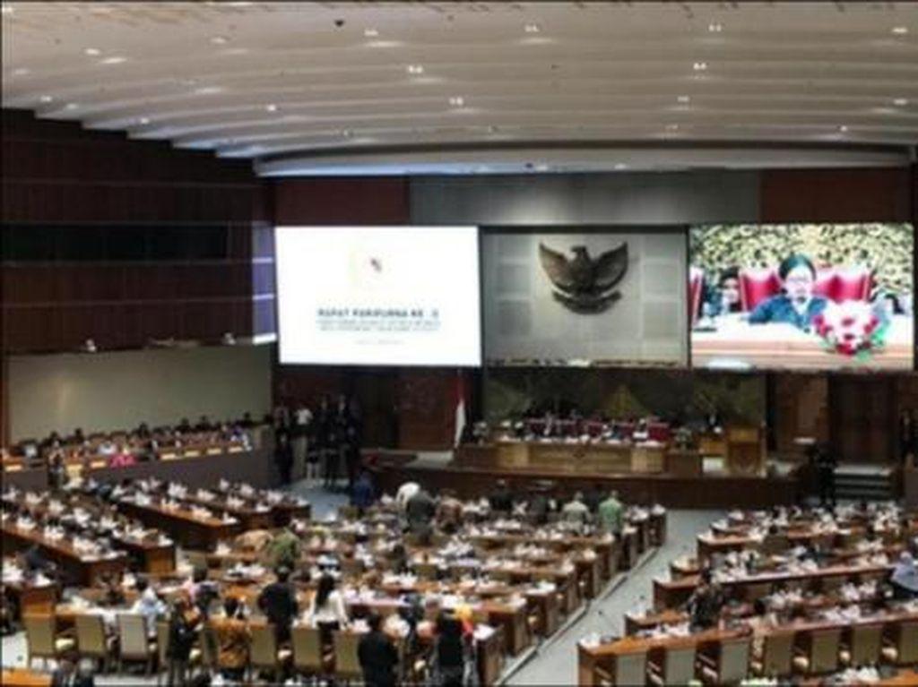 Catatan atas Perubahan Prolegnas Prioritas 2020