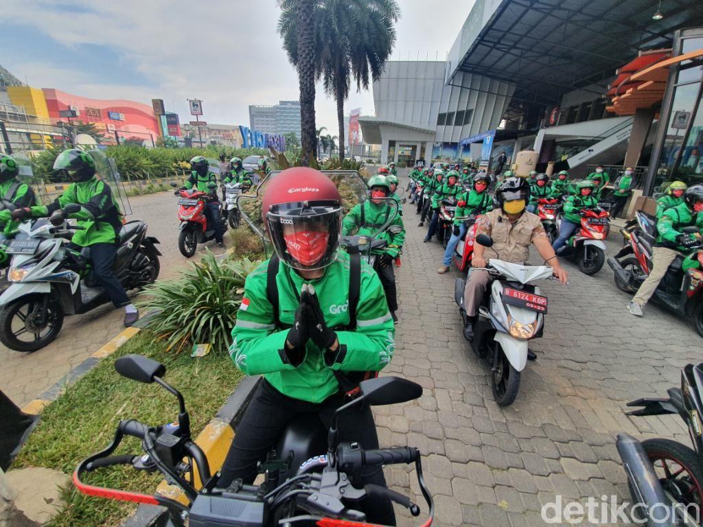 Ojol di Bekasi Boleh Angkut Penumpang Lagi, Optimistis Pendapatan Naik