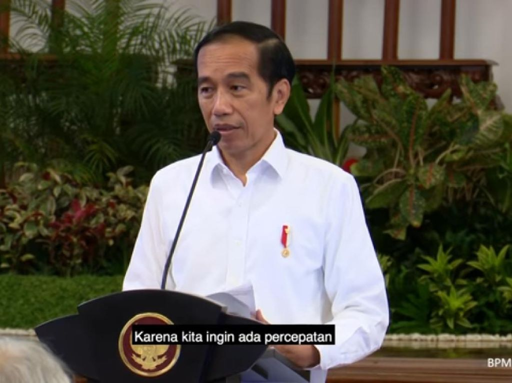 18 Lembaga Receh yang Dibubarkan Jokowi