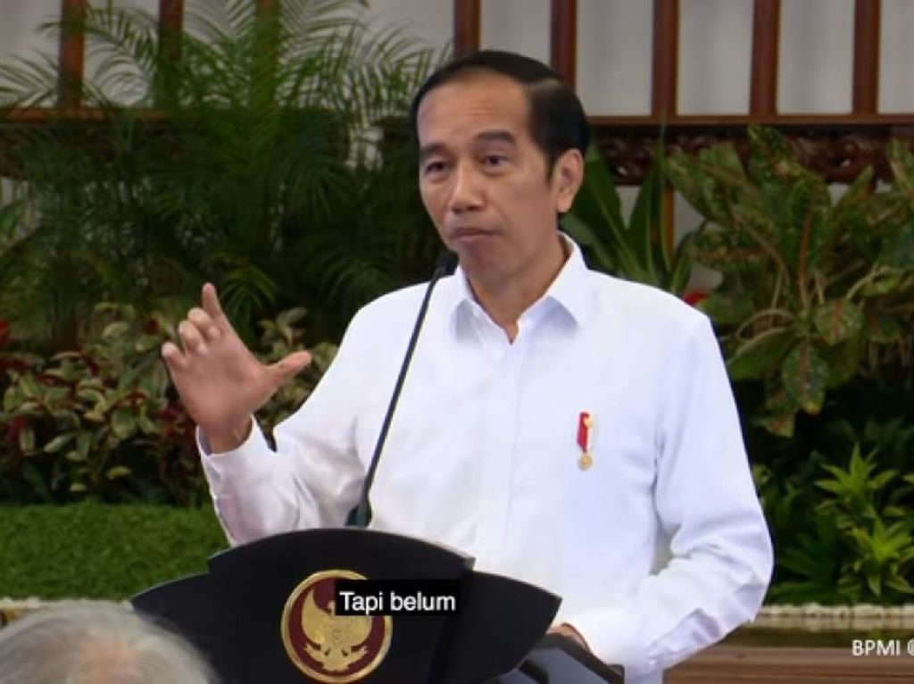 Jokowi Bubarkan 18 Lembaga, Begini Nasib Para Pegawainya