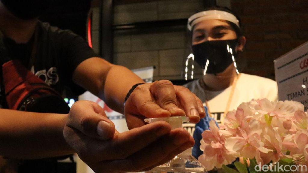 Gugus Tugas Kota Bandung Pantau Kesiapan Protokol Kesehatan Bioskop