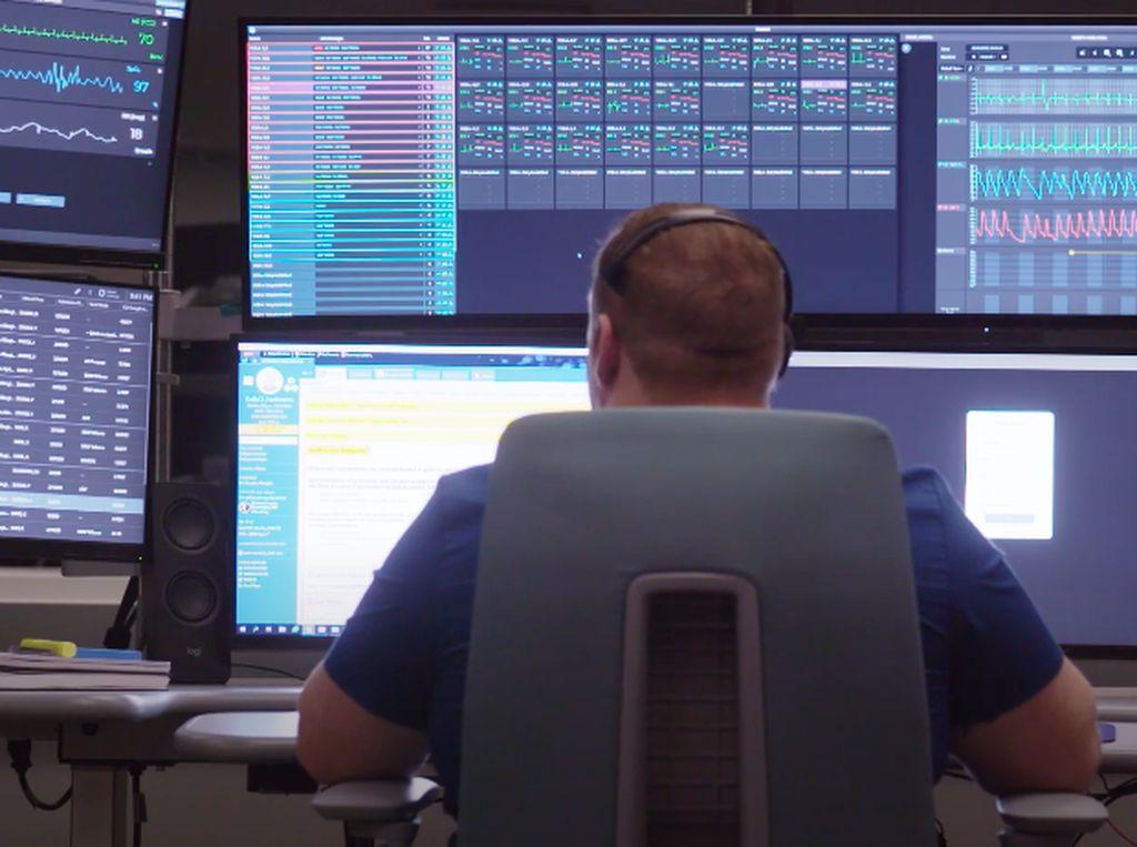 Berbagai Teknologi Lawan COVID-19: ICU Virtual sampai Pemindai Luka Digital