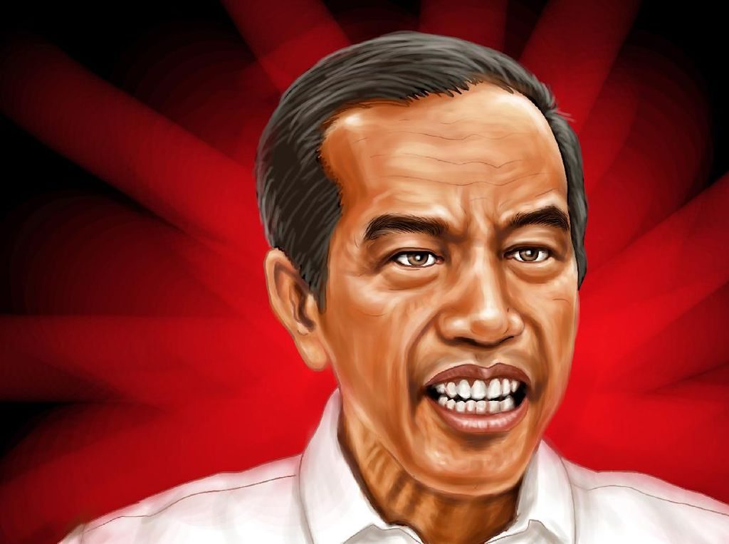 Jokowi, The Last Dance