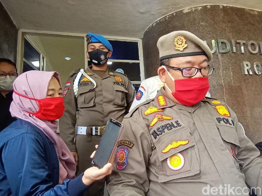 95 Persen PKL di Bandung Menghilang Selama PSBB