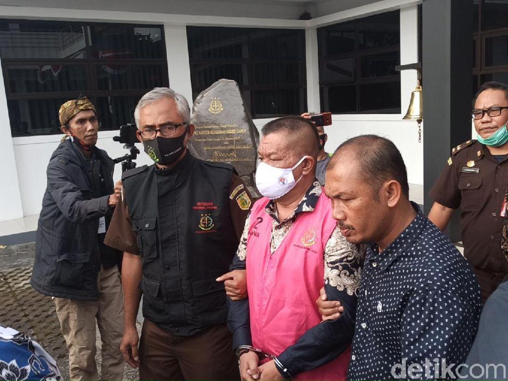 Kasus Korupsi GOR Ciateul, Kadispora Garut Ditahan Jaksa