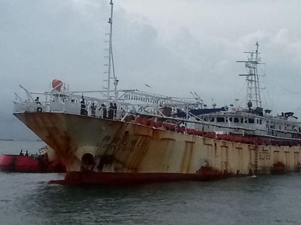 ABK WNI Diduga Tewas Dianiaya di Atas Kapal China Sejak Pekan Lalu