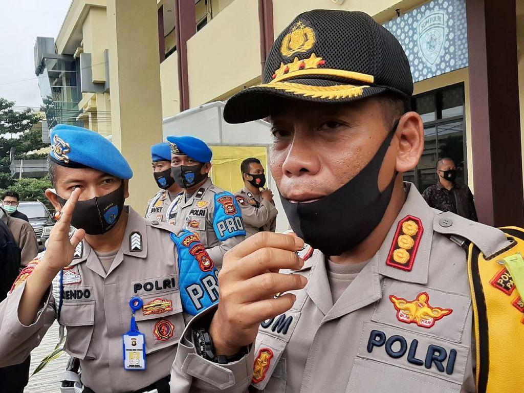 Tak Jadi Bebas, Guru Ngaji Cabuli Murid di Palembang Kini Ditahan
