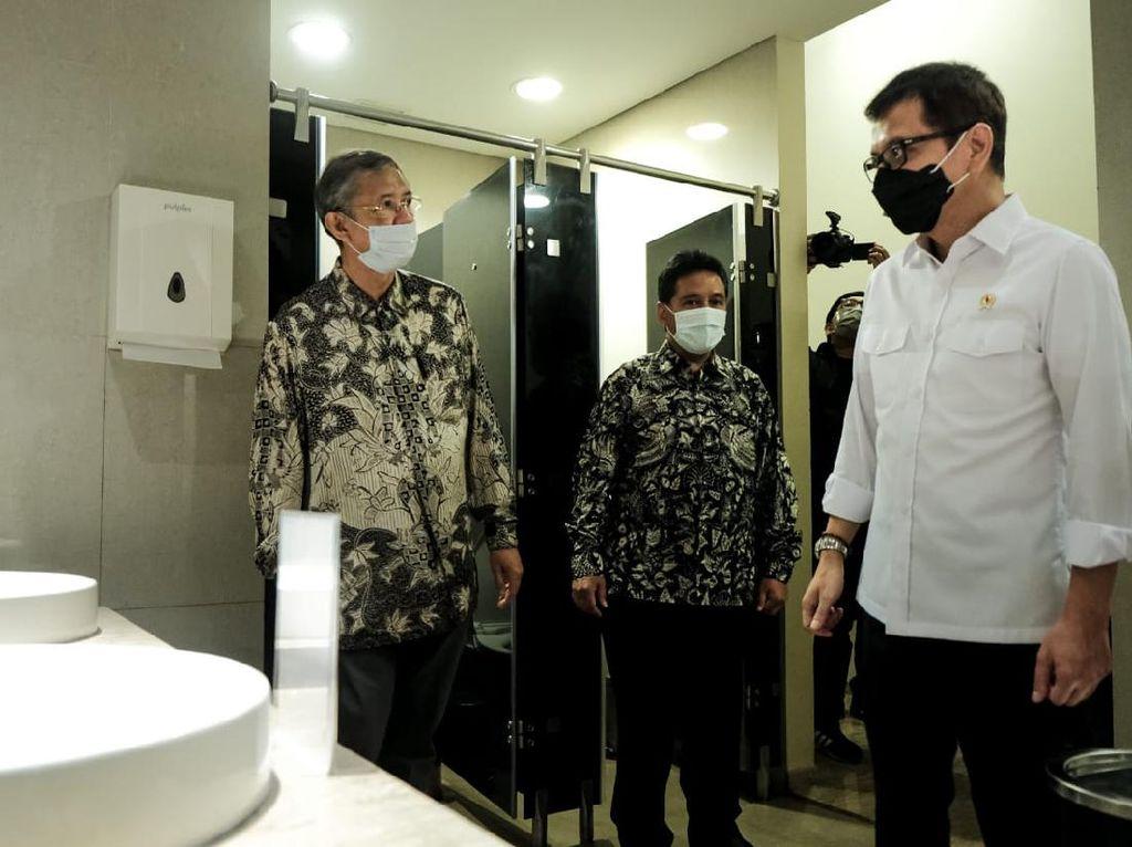 Wishnutama Minta Hotel-Restoran Jaga Disiplin Protokol Kesehatan
