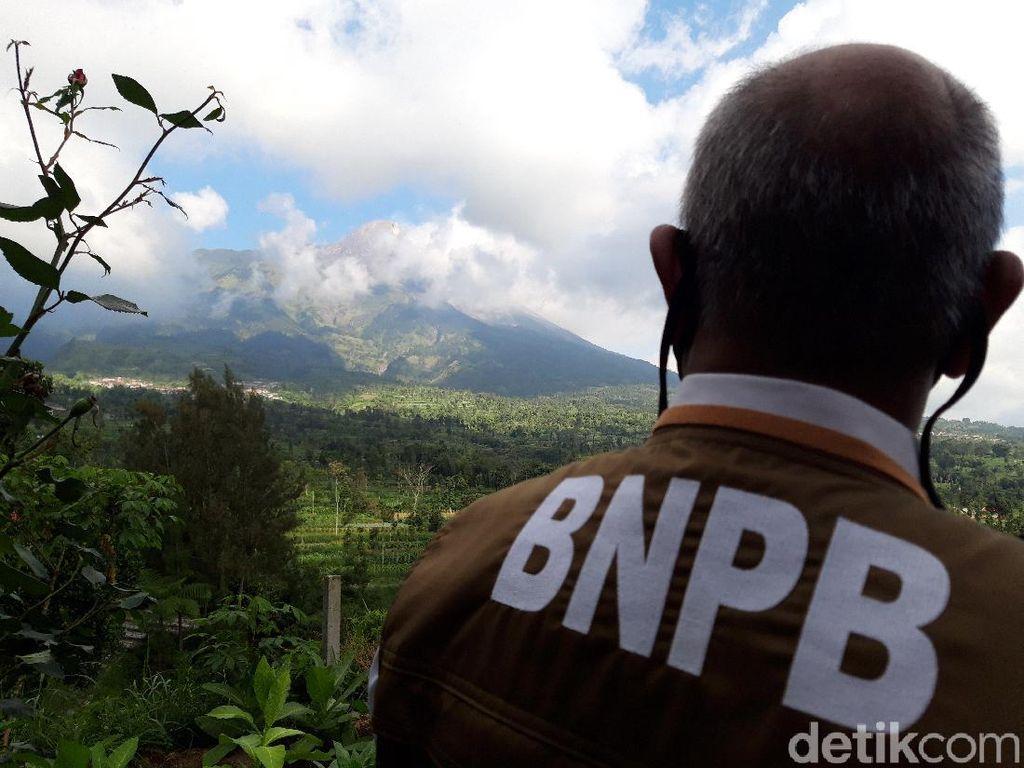 Gunung Merapi Menggembung, Pemkab Boyolali Catat Ada 10.189 Warganya di KRB III