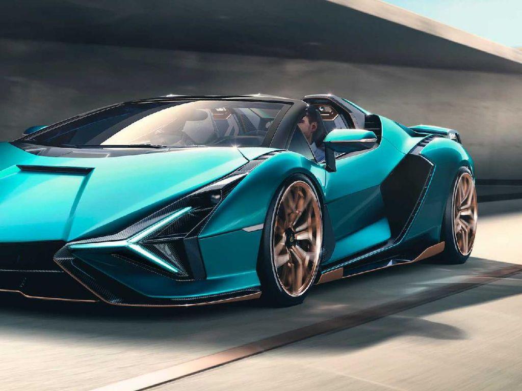 Ini Alasan Lamborghini atau Bugatti Masih Alergi Bikin Mobil Listrik
