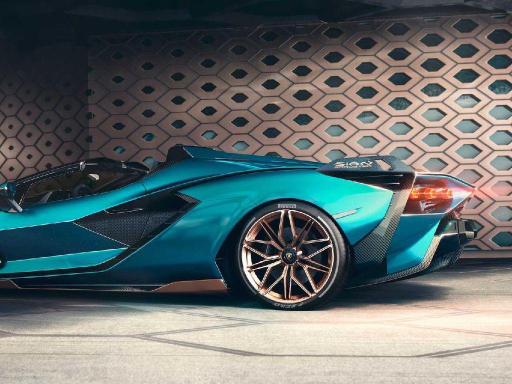 Duh! Dana Bantuan COVID-19 Malah Dipakai Beli Lamborghini