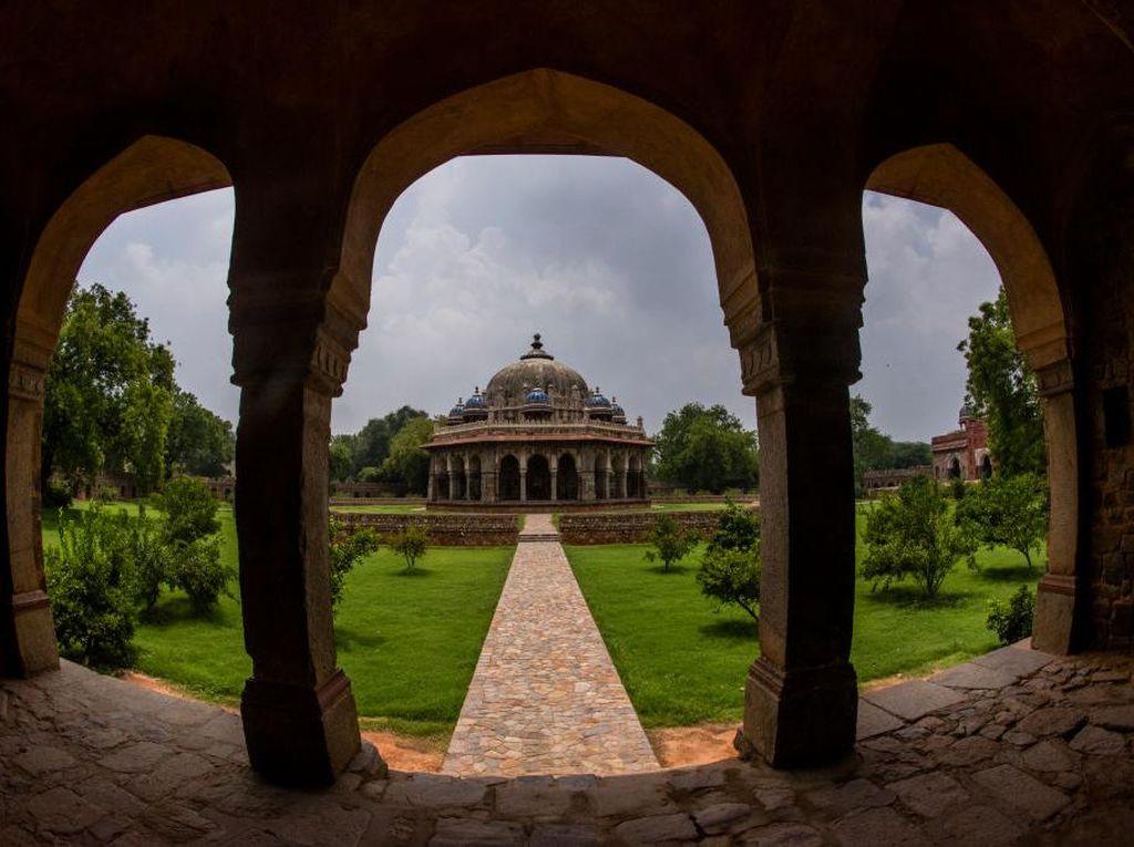 Situs Peradaban Islam di Delhi Buka Lagi