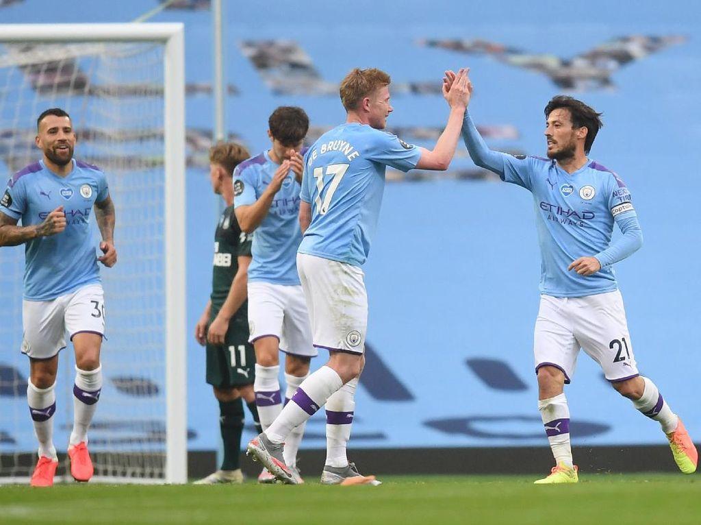 Boleh Main Lagi di Liga Champions, Daya Tarik Man City Terangkat