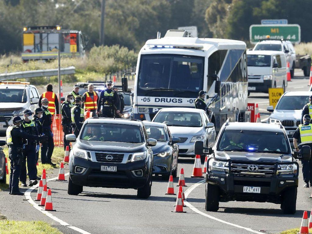 Ada 270 Kasus Baru di Victoria, Australia Siaga Tinggi Corona