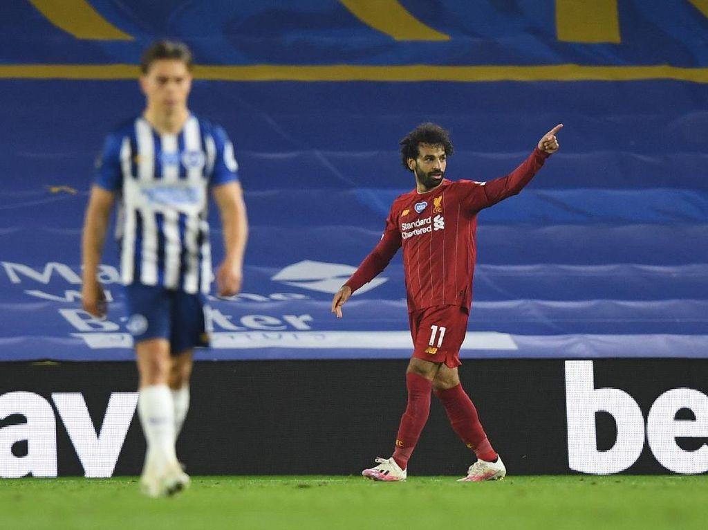 Trio Firmansah Sudah Bikin 250 Gol untuk Liverpool