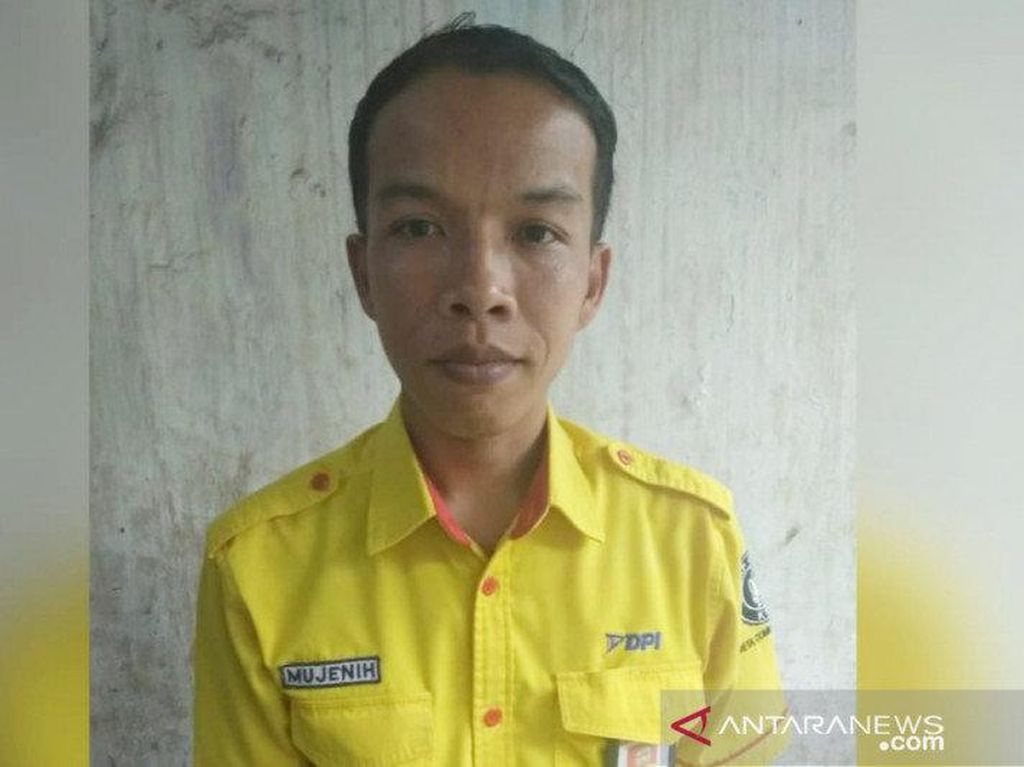Ini Sosok Mujenih, Petugas Kebersihan KRL yang Kembalikan Rp 500 Juta