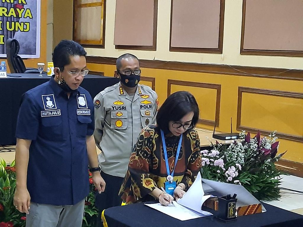 Penyelidikan Dugaan Pungli THR di UNJ Dihentikan, Polisi: Dana Diberi Sukarela