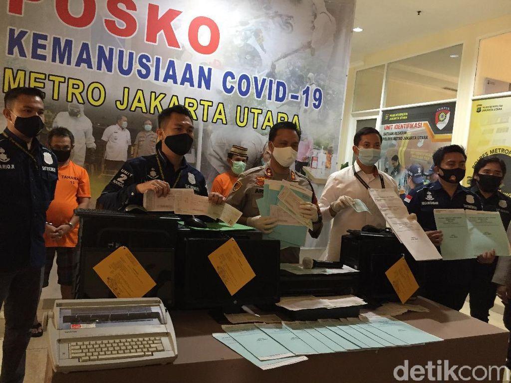 Polres Jakut Tetapkan Kades di Tangerang Tersangka Jual Beli Tanah Rp 5,5 M