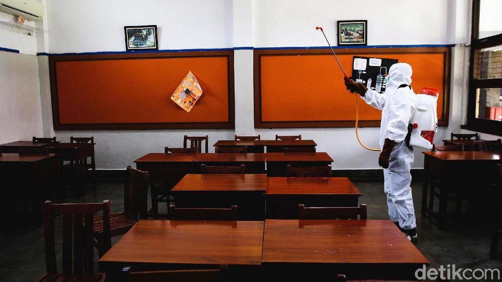 PSBB Transisi Diperpanjang, Sekolah di Jakarta Belum Dibuka