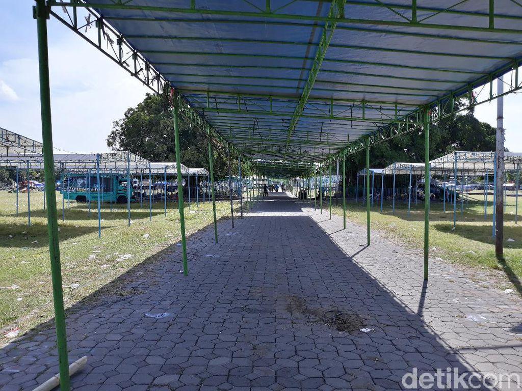 Ada yang Mau Gelar Pasar Malam di Solo, Pemkot: Kalau Nekat, Dibubarkan!