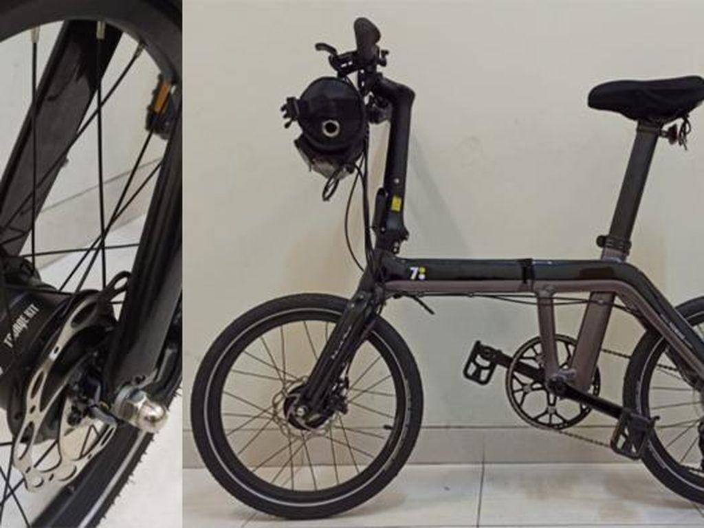 Apa Iya Baterai Sepeda Listrik 22,2 Volt Itu Cemen?