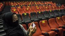 Penerapan Protokol Kesehatan di Bioskop saat New Normal