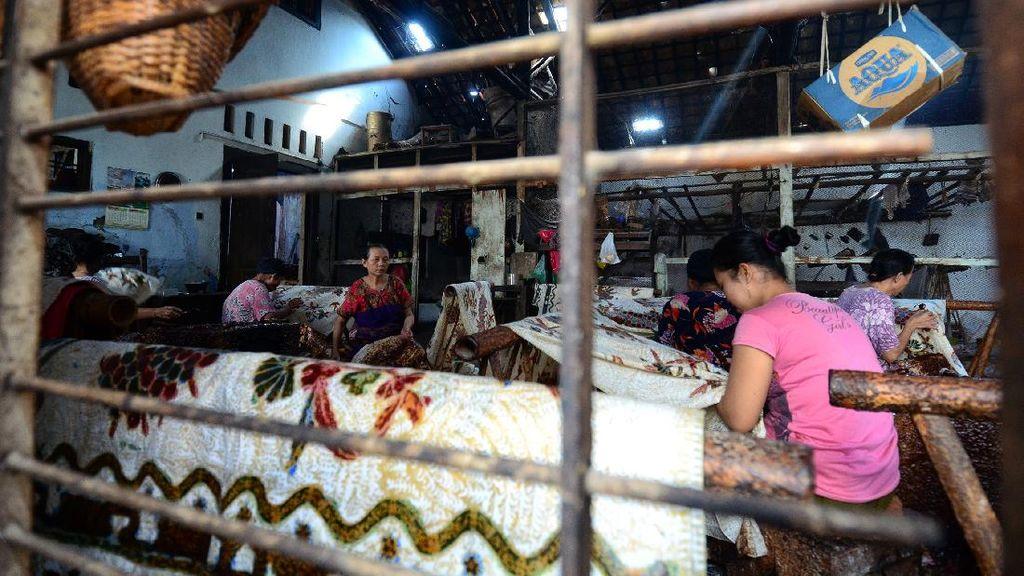 Stimulus UMKM Perajin Batik di Tengah Pandemi
