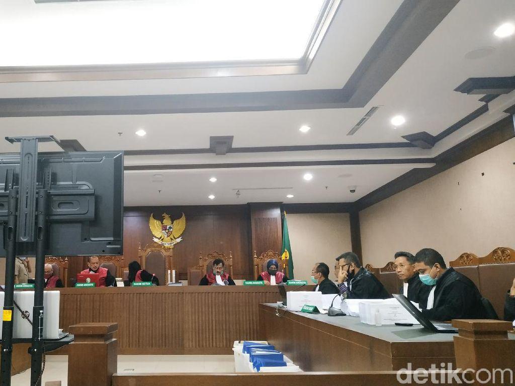 Baca Pleidoi, Wawan Klaim Jadi Pengusaha Sebelum Atut Jabat Gubernur Banten