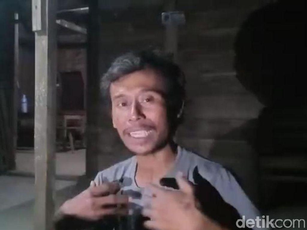 Fakta-fakta soal Pria di Ngawi Pindahkan Rumah dalam Semalam