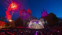 Musisi Orkestra Jerman Mulai Sesi Latihan Untuk Festival Katedral