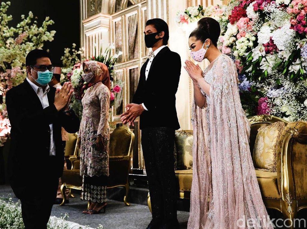 Catat Nih! Aturan Baru Resepsi Pernikahan di DKI Selama PPKM Mikro