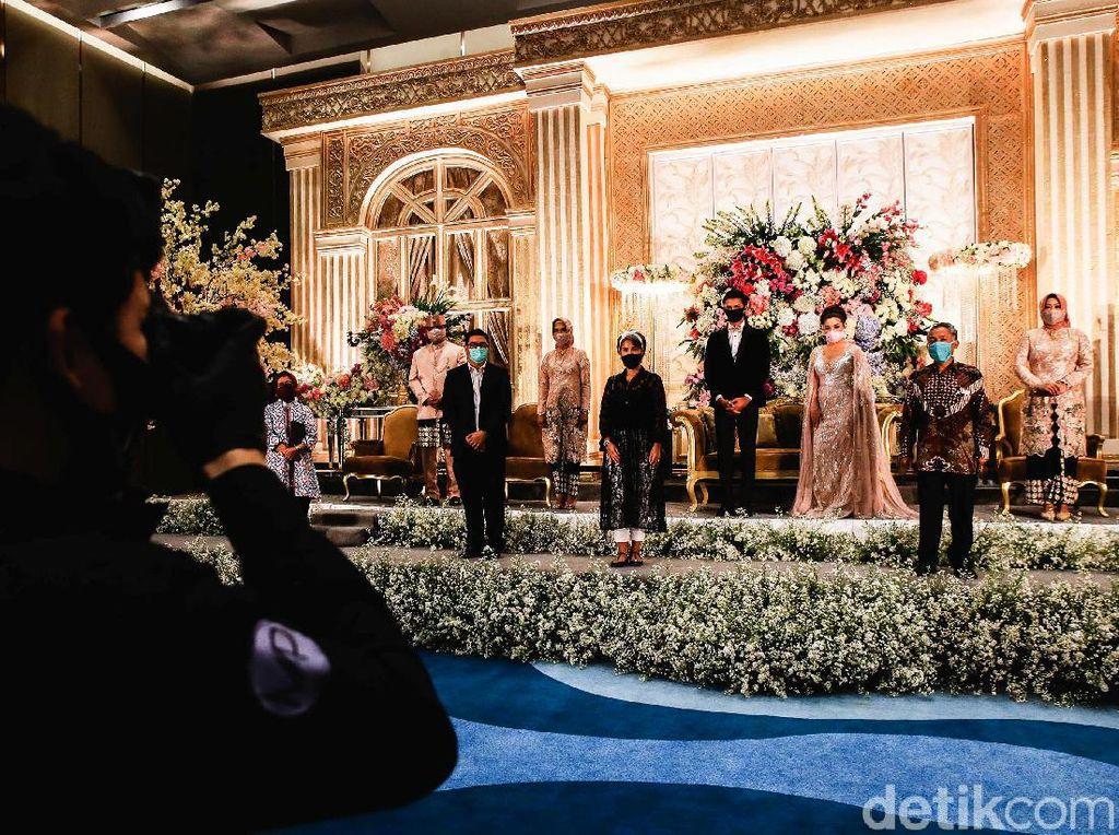 Lampu Hijau DKI untuk Resepsi Nikah di Tengah Pandemi Tuai Kontroversi