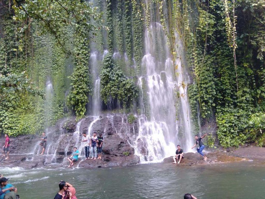 5 Air Terjun Cantik dari Bengkulu