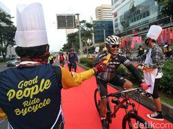 Foto: Andai Jalur Sepeda di Jakarta Semewah Ini