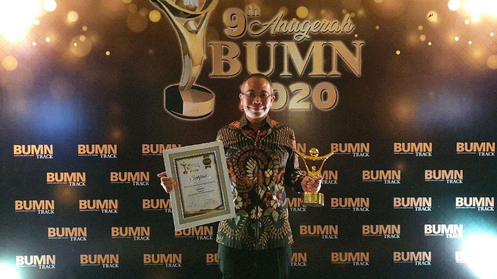 Askrindo Syariah Raih Penghargaan Anugerah BUMN 2020