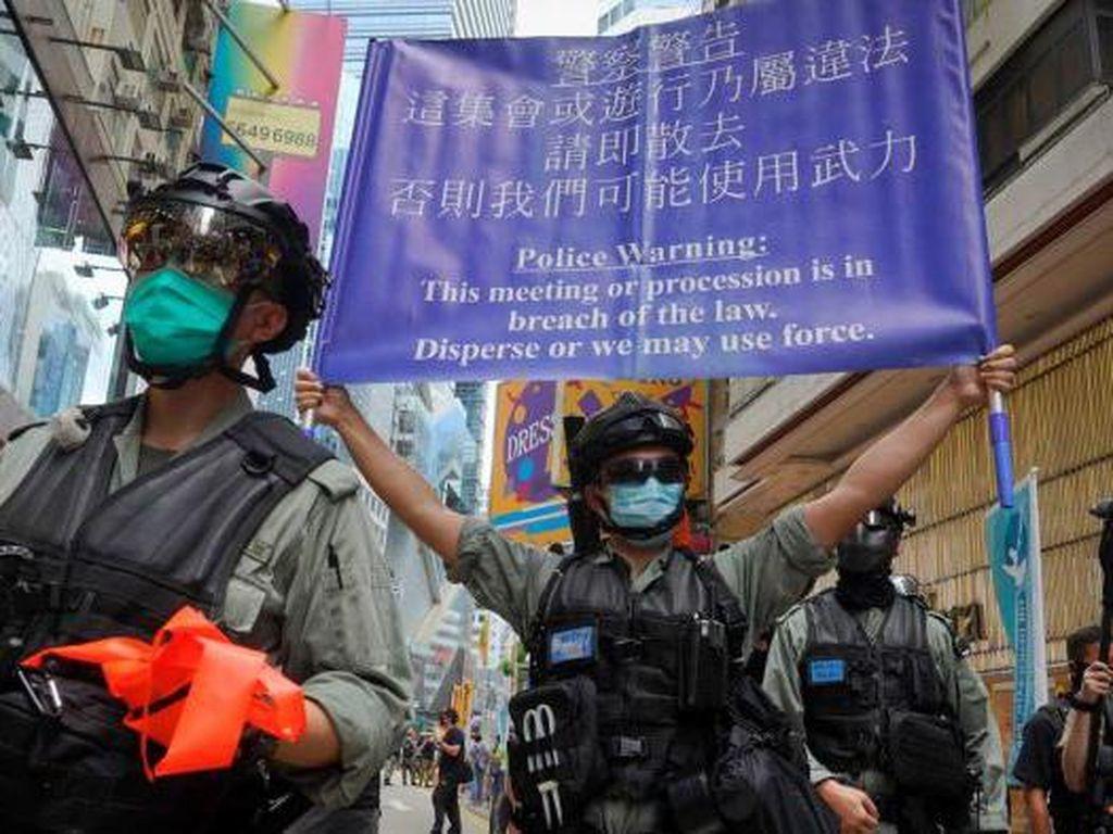 Australia Beri Kemudahan Bagi Warga Hong Kong Jadi Penduduk Tetap