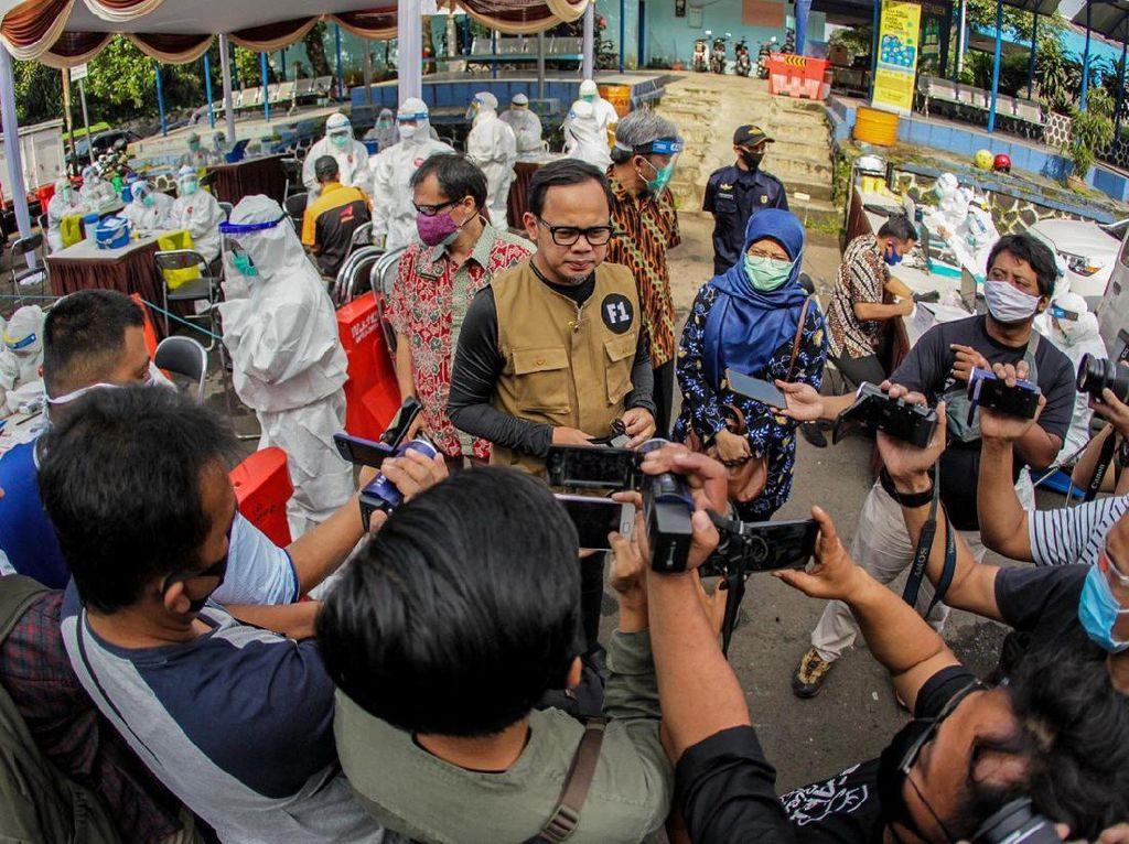 Urai Kepadatan di Stasiun Bogor, KRL Akan Operasi Sejak Jam 3 Pagi