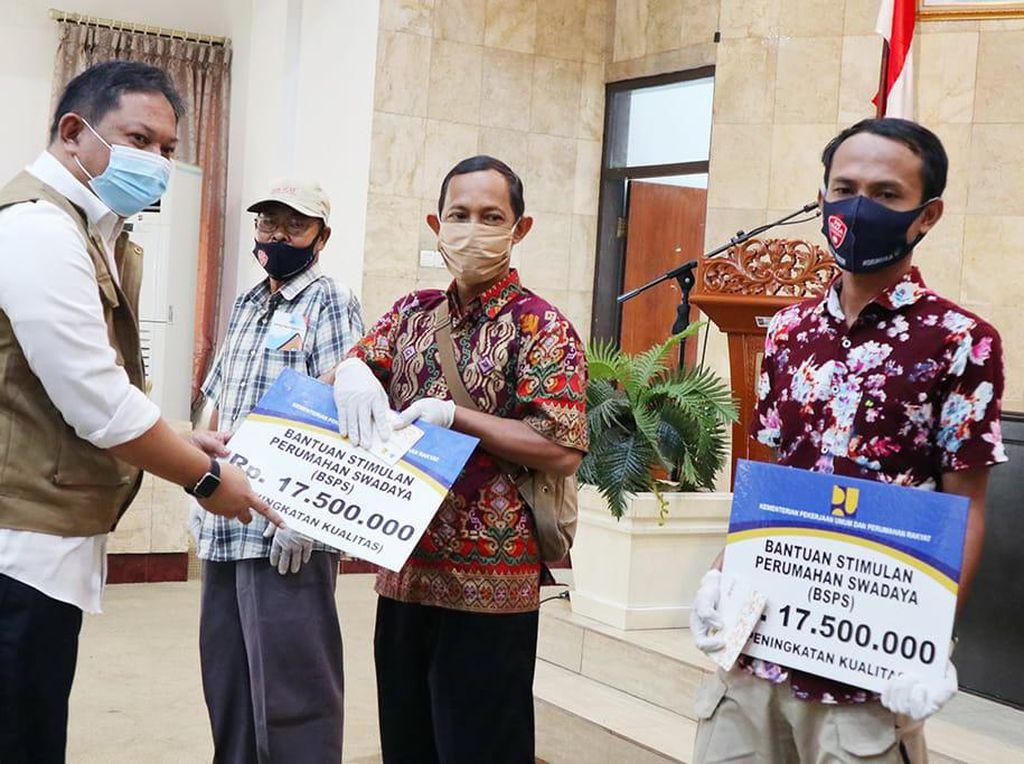 Kementerian PUPR Bantu Bedah 1.823 Rumah Tak Layak Huni di Bogor