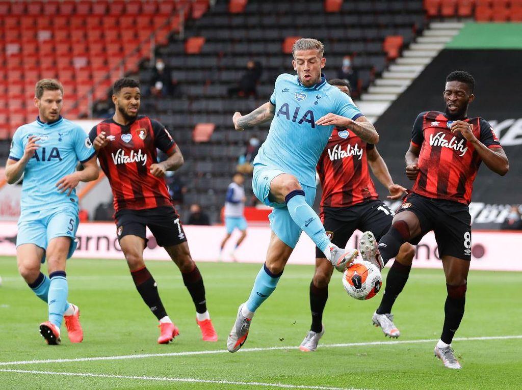 Video: Laga Bournemouth Vs Tottenham Berakhir Imbang Tanpa Gol