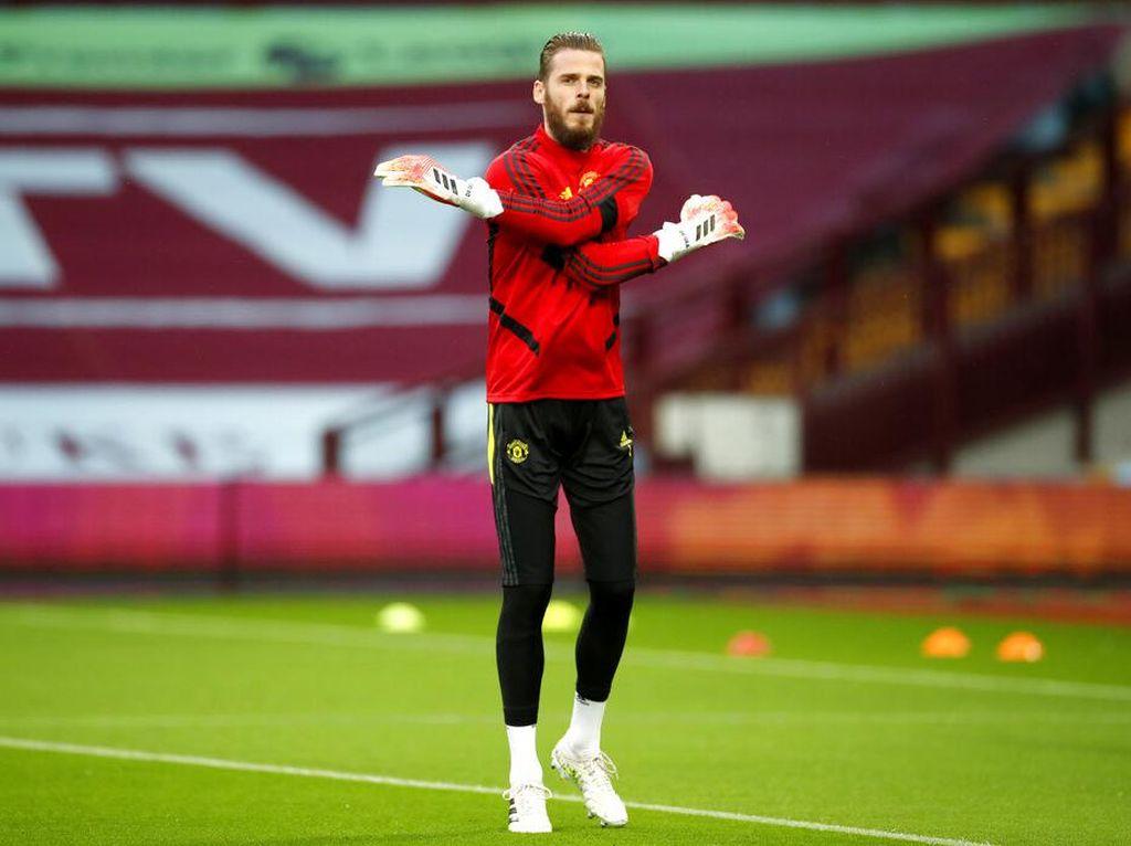 De Gea Catatkan Rekor Baru di Man United