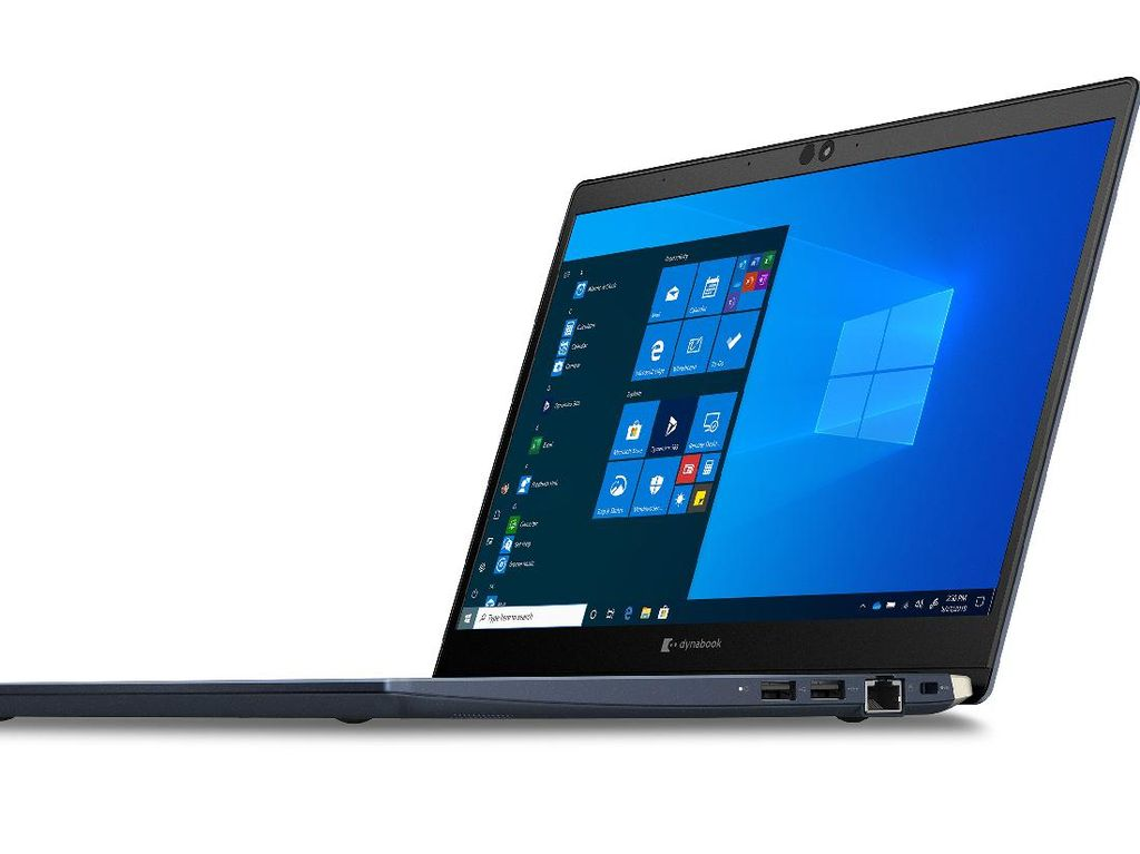 Dynabook Portege X30L-G, Laptop 13 Inch Paling Ringan di Dunia