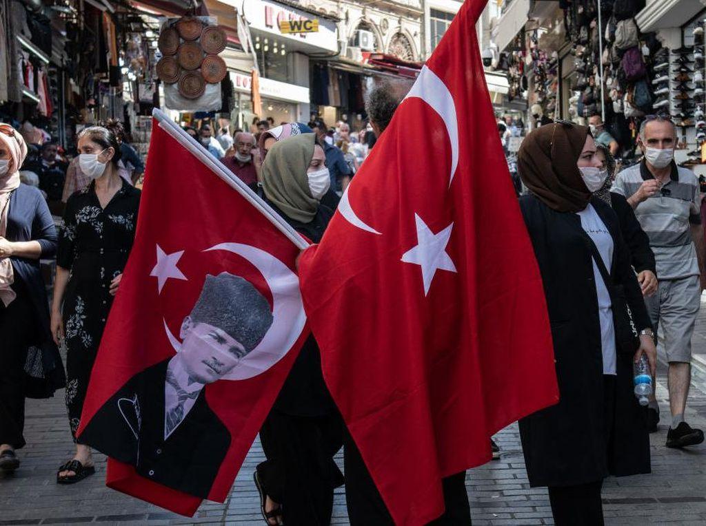 Paman Sam Ogah Jadi Kambing Hitam Kudeta Gagal Turki