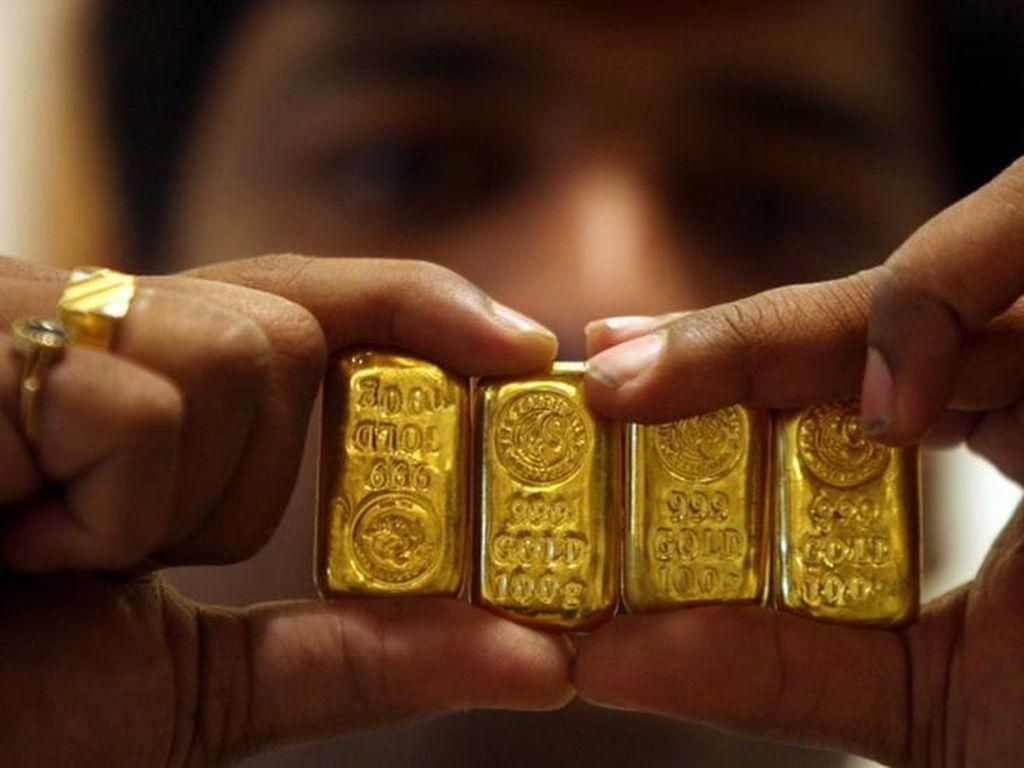 Emas 30 Kg Diselundupkan ke India dari Uni Emirat Arab di Bagasi Diplomatik
