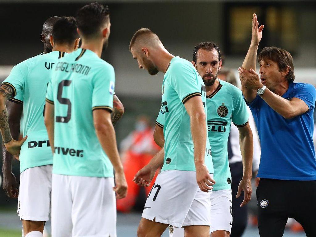Ya Ampun, Inter Sudah Kehilangan 20 Poin Musim Ini