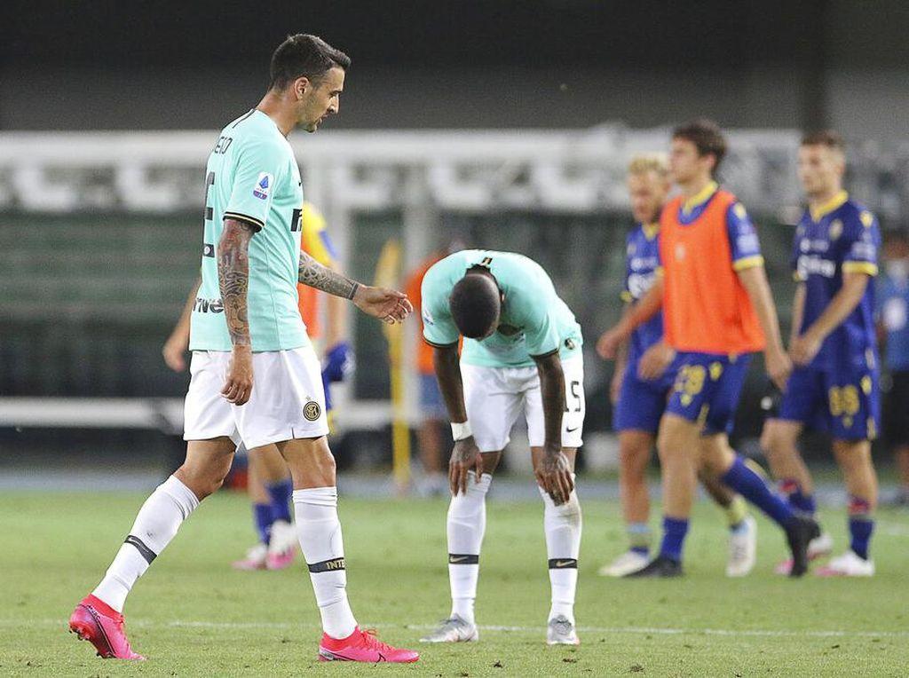 Klasemen Liga Italia: Inter Gagal Balik ke Posisi 3