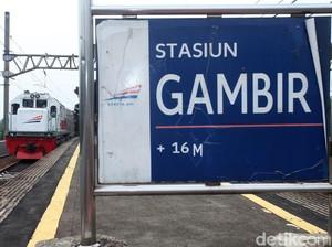 Stasiun Gambir, Stasiun Terbesar di Jakarta