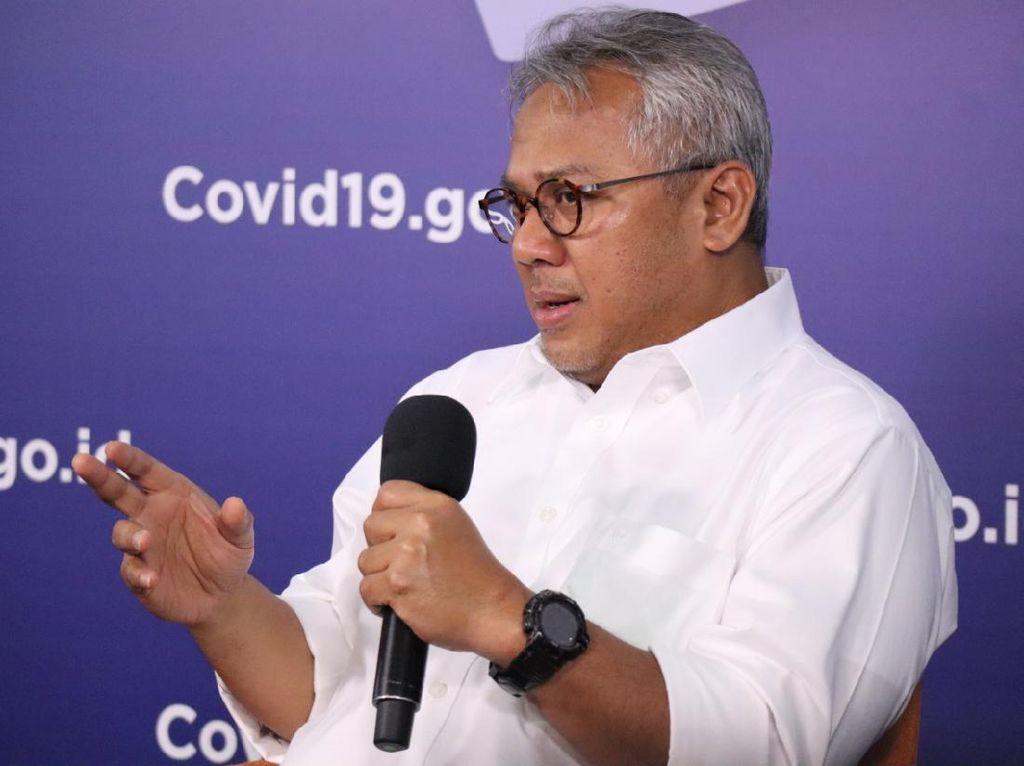 Datangi Tempat Isolasi Pemilih Positif Corona, KPU Koordinasi Data ke Dinkes