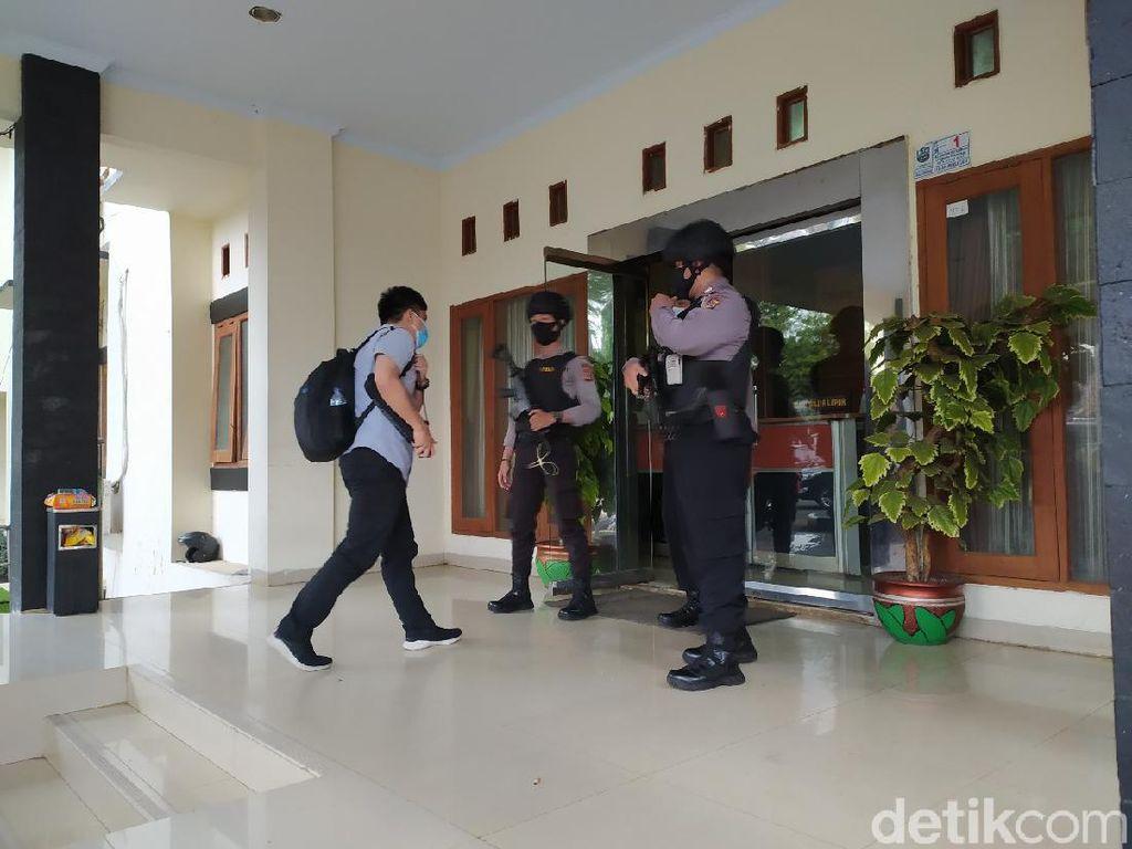 Selain Rumah Dinas Wali Kota Banjar, KPK Geledah Kantor Dinas PU