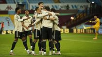 Video: Manchester United Bantai Aston Villa 3-0
